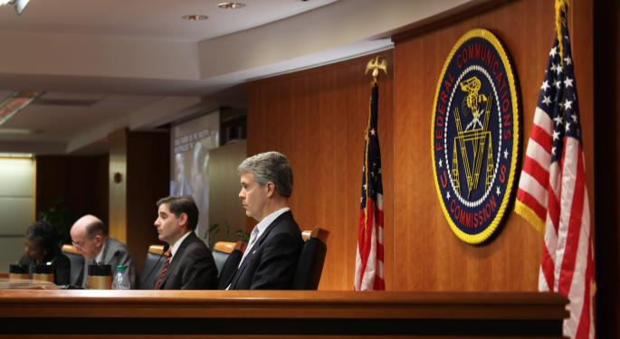 FCC Announces April 'Infrastructure Month' - These Companies Stand To Benefit