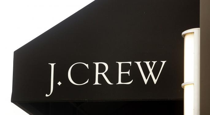 Report: J. Crew Considering Going Public This Year
