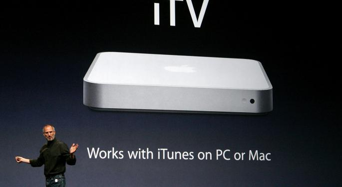 Apple Approaches Disney, Viacom And Time Warner For iTV Launch