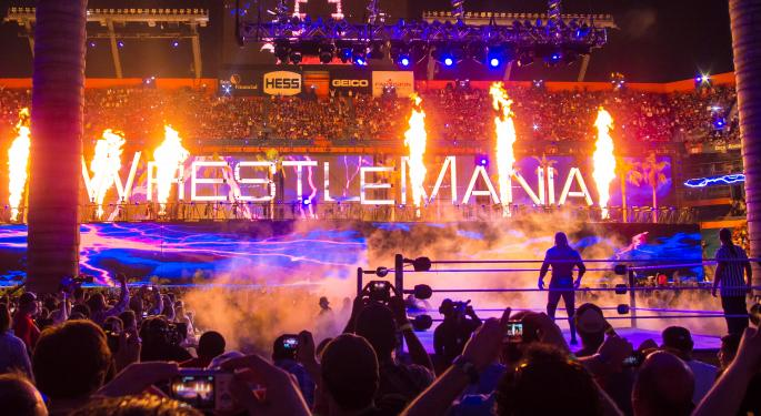 As WrestleMania Returns, Is Now The Time To Buy WWE's Stock?