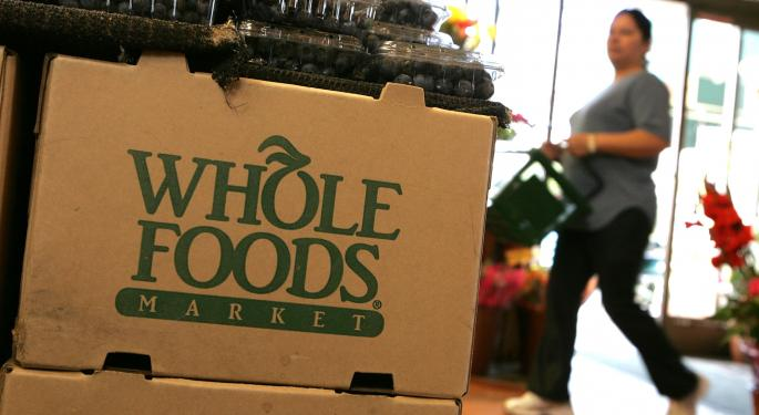 Vetr Crowd Upgrades Whole Foods To Strong Buy