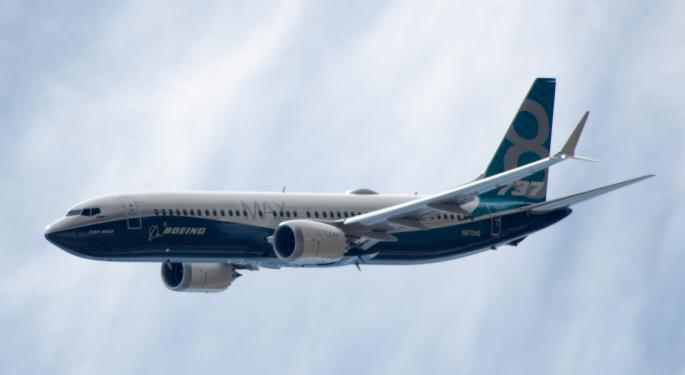 Boeing Gets First Order For The Troubled 737 MAX Aircraft This Year
