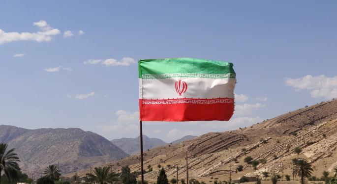 Flaring Tensions With Iran Could Spark This Geared Oil ETN