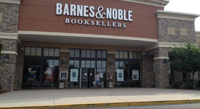 Elliott To Acquire Barnes & Noble For $683M