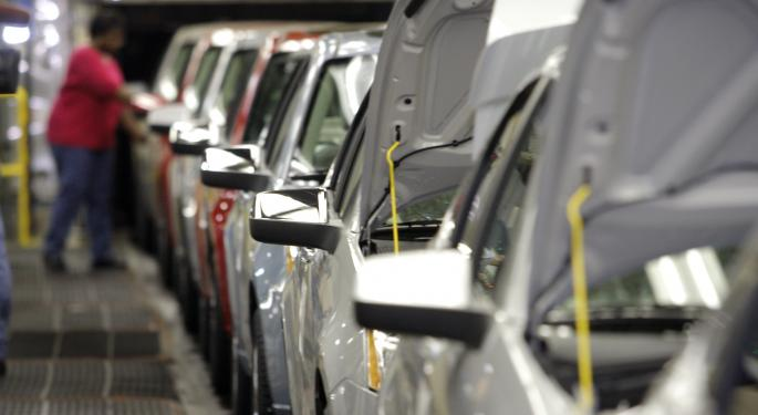 JD Power Predicts December To Be Strongest Month For Auto Sales Since 2005
