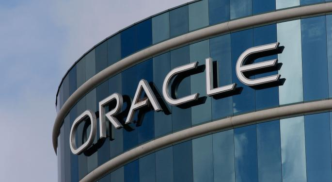 Source: Oracle Reorganizing Sales Force, Patching Relations with Hewlett-Packard