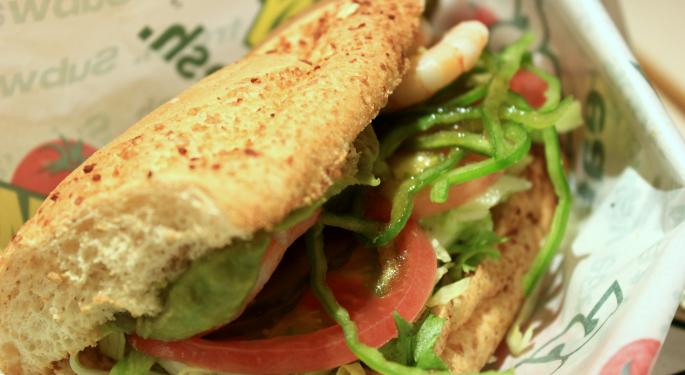 Subway's PayPal Partnership Just The Latest Step In Mobile Fast Food Payments