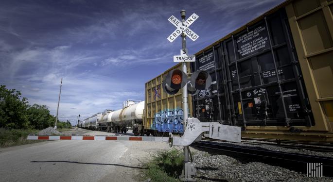 Q3 Rail Recap: The Good And Not So Good