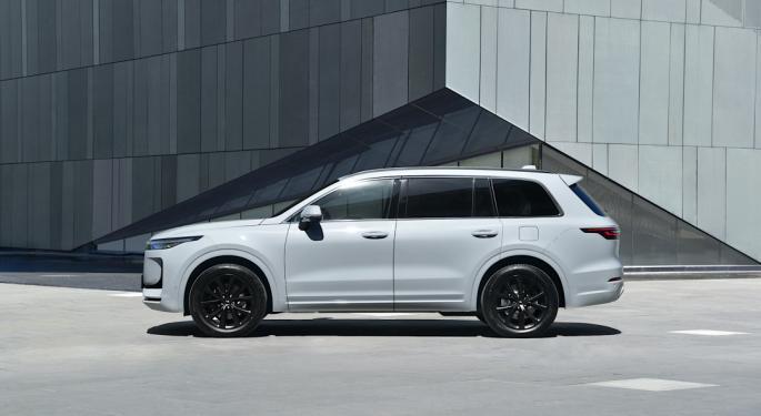 Li Auto's Rally At Risk As Chinese EV Maker Recalls 10K Vehicles