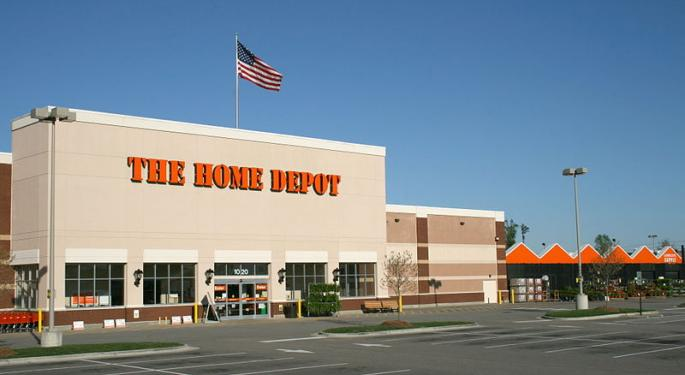 Home Improvement Retailer Home Depot Reports Q2 Earnings Tomorrow Morning