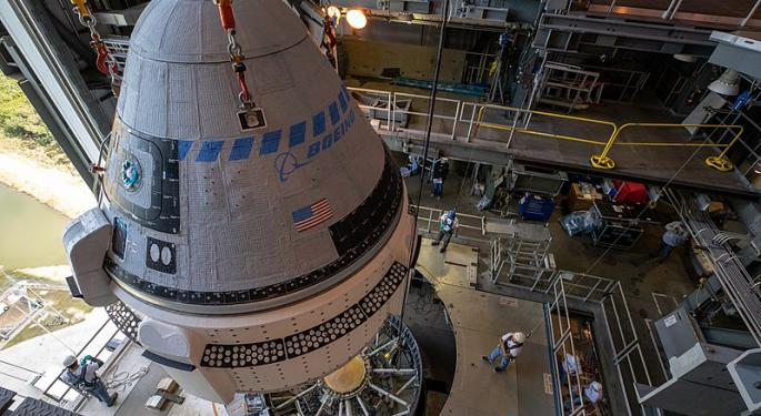 Boeing Starliner Spacecraft Set For First Launch This Week