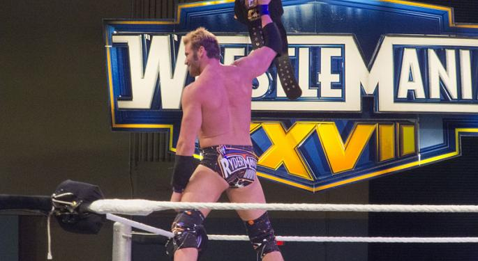 Will The 'WrestleMania Short' Trade Work Again This Year?