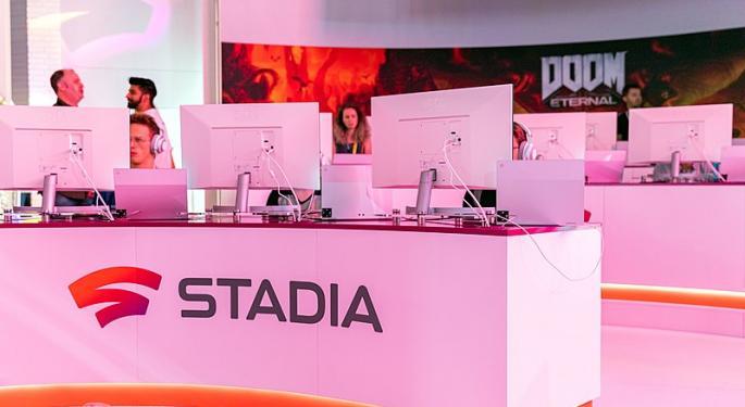 Google Announces Second Stadia Games Studio, 'Division 2' Launch