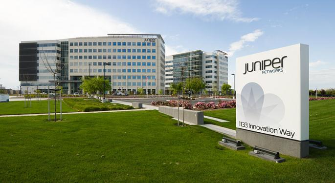 Juniper's Switching Business Strengthening Leads Nomura To Upgrade