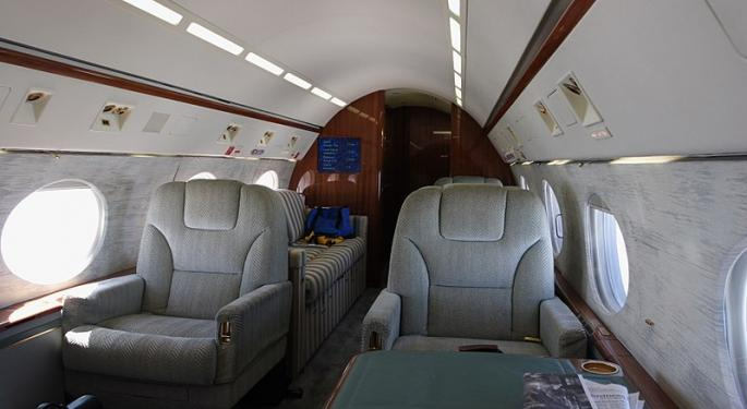 Will Joaquin Phoenix's Golden Globes Speech Dent The Private Plane Market?