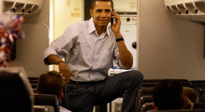 President Obama's Tech Device Habits Might Surprise You