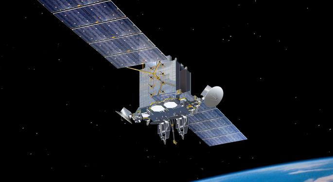 Lockheed Martin Wins $4.9B US Space Force Geosynchronous Satellites Contract