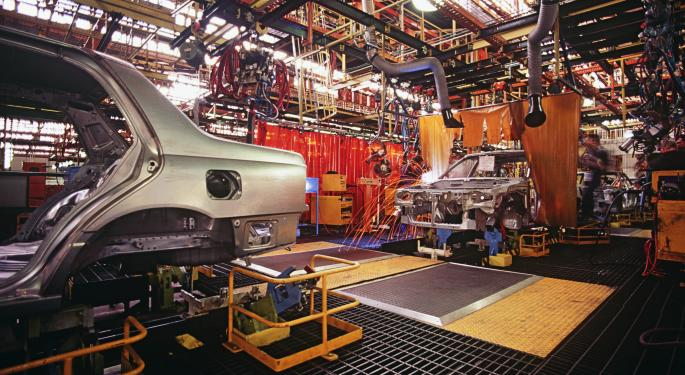 4 Auto Companies Benefiting From Mexico's Free Trade Agreements