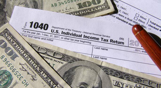 An Early Holiday Gift? 'Extended' Tax Breaks Head To Obama's Desk
