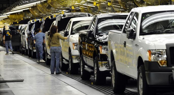 Ford to Build Current, New F-150 Models Simultaneously F