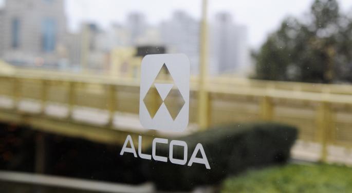 Alcoa Inc Could Benefit From F-150, 'Massive Trend' Toward Aluminum Automobiles