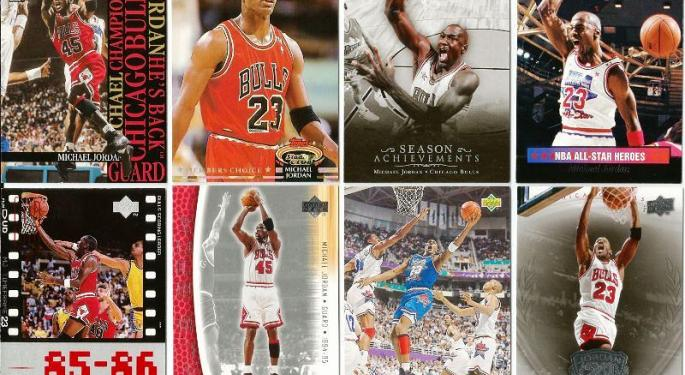 Investing In Sports Cards: A Brief Case Study