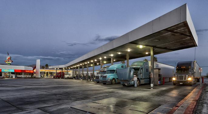 California Freight Industry Braces For New Emissions Rules