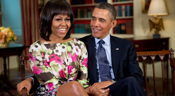 The Obamas Are Bringing Podcasts To Spotify