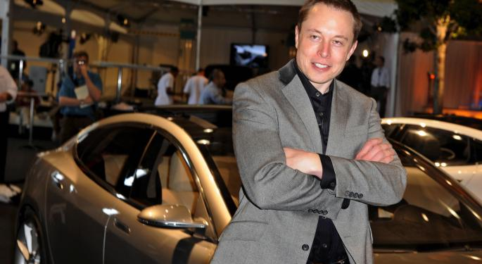 Big Car Makers Take Sales Back Seat To Tesla In California