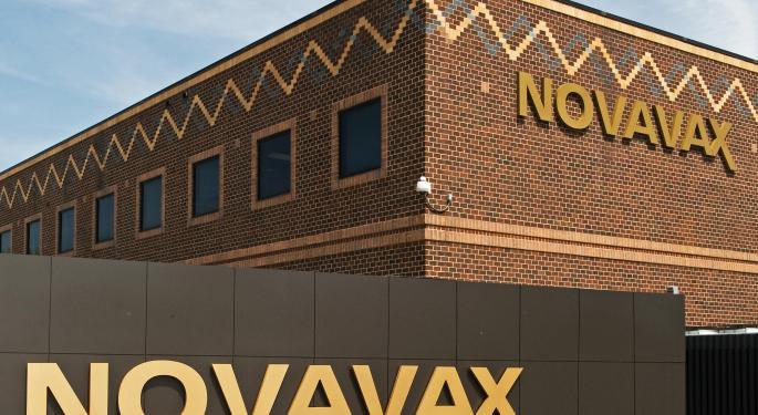 Five Star Biotech Stock Watch: Novavax