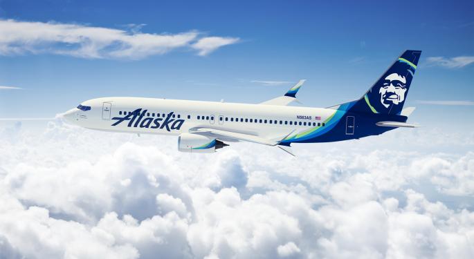 Alaska Air Just Became A Top Pick At Morgan Stanley