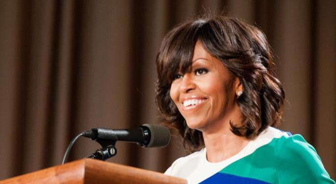 Michelle Obama Launches Instagram Series