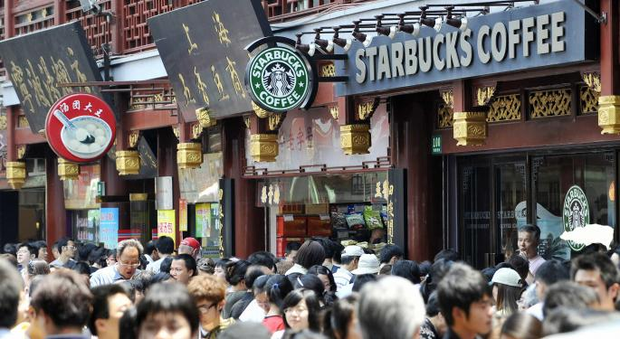 Starbucks Comes Under Official Chinese Criticism For Prices