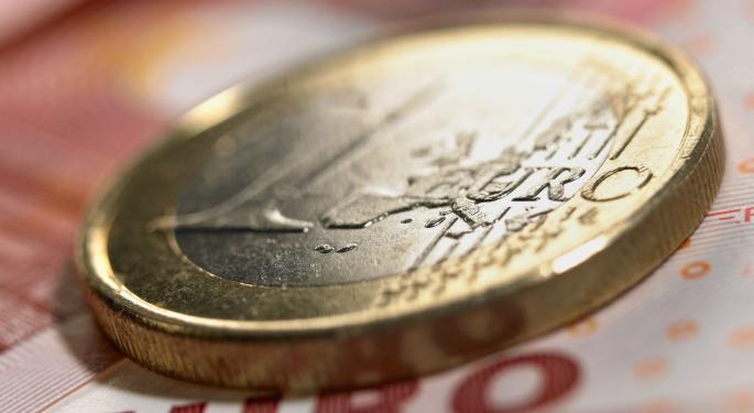 Euro Starts The Week Lower