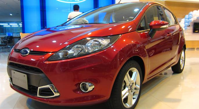 Ford Reports 25% Rise In Q3 China Sales