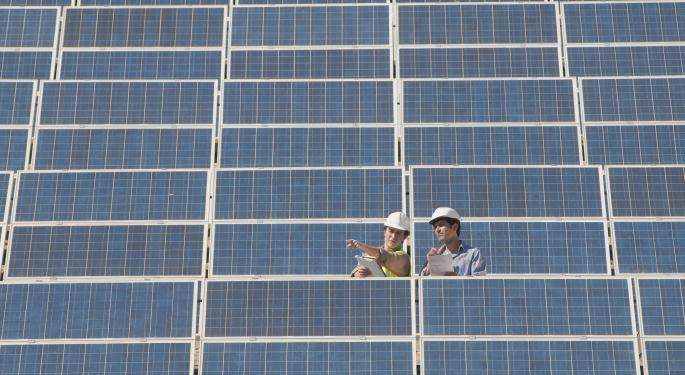 Short Sellers Still Retreating From Solar Stocks