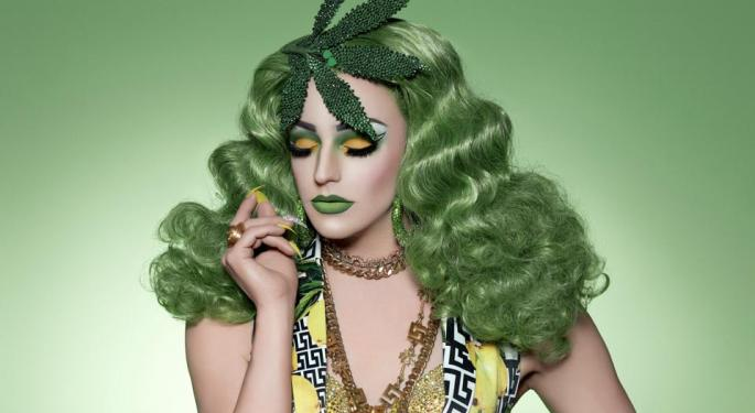 Cool Cannabis Careers: Laganja Estranja, LGBTQIA+ Marijuana Icon And Performance Artist