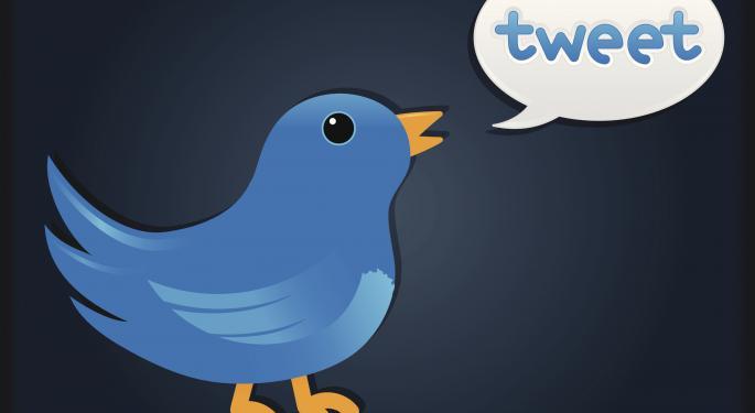 SunTrust's Bob Peck Asks: Has Twitter's 'Facebook Moment' Just Begun?
