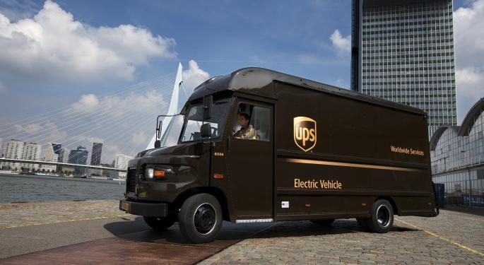 UPS Is Oversold, Despite Teamsters, Amazon Concerns, Stifel Says In Upgrade