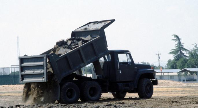 TRUX Platform Tackles Inefficiencies In Dump Truck Market