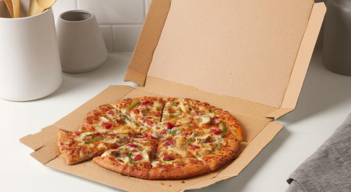 Domino's Pizza Poised To Beat Street Estimates, Cowen Says In Upgrade