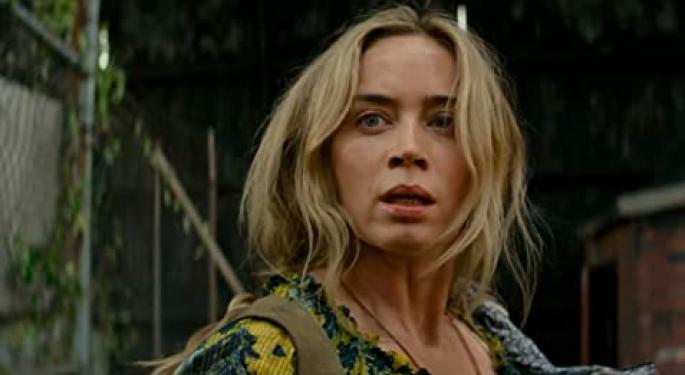 Why Paramount Moving 'A Quiet Place Part II' To Memorial Day Weekend Is A Big Deal