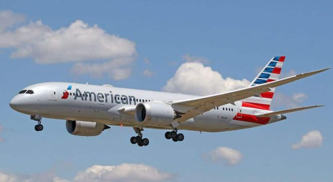 American Airlines Keeps Cargo-only Flights To Beijing Through March