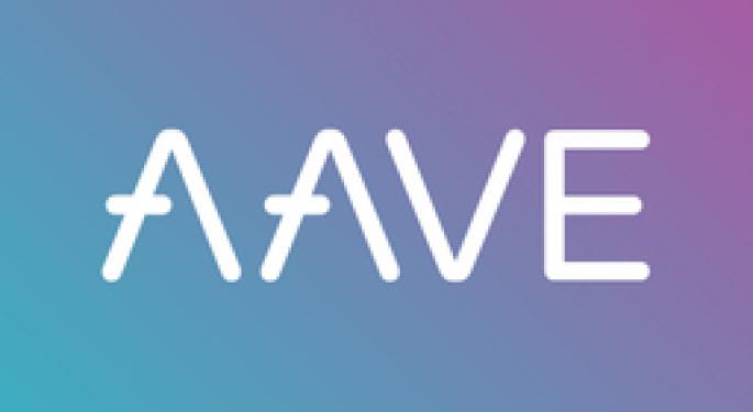 La criptomoneda DeFi Aave sube un 42%