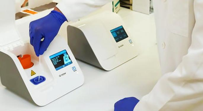 Abbott Labs To Launch Point-Of-Care Test That Can Detect Coronavirus Within 5 Minutes