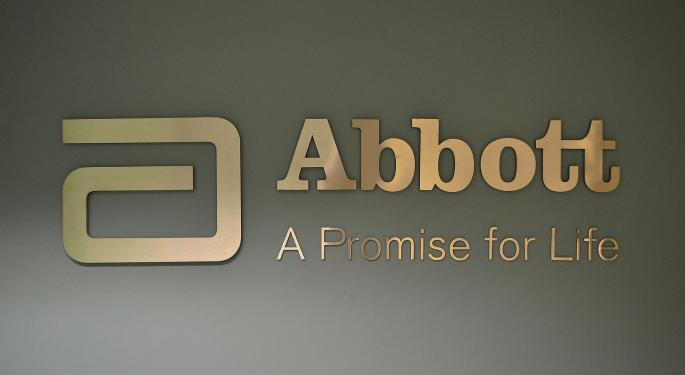An Abbott Labs Analyst's 5 Reasons To Own The Stock: 'Near-Perfect For This Environment'