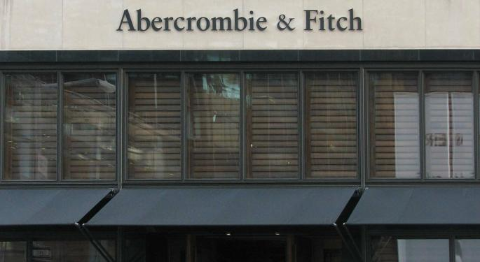 Argus Turns Bullish On Abercrombie, Sees Upside To $25