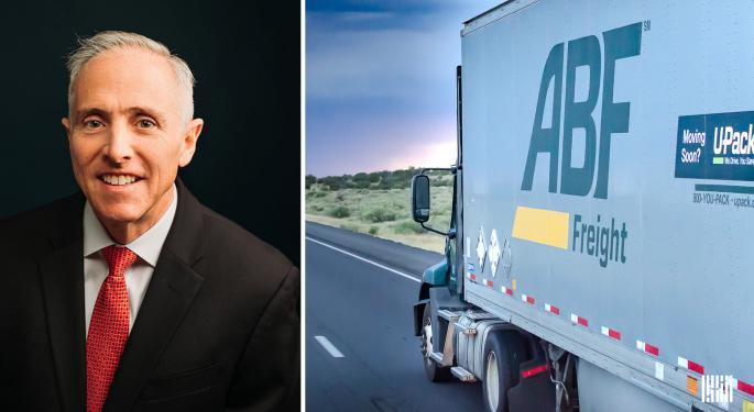 ArcBest Says LTL Head Tim Thorne Will Retire In June