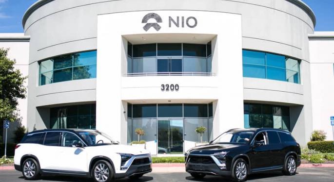 """CEO de Nio: """"seguimos bastante estresados en general"""""""