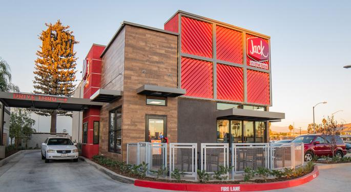 How Did Jack In The Box Report Its Best Quarter In Nearly 30 Years?